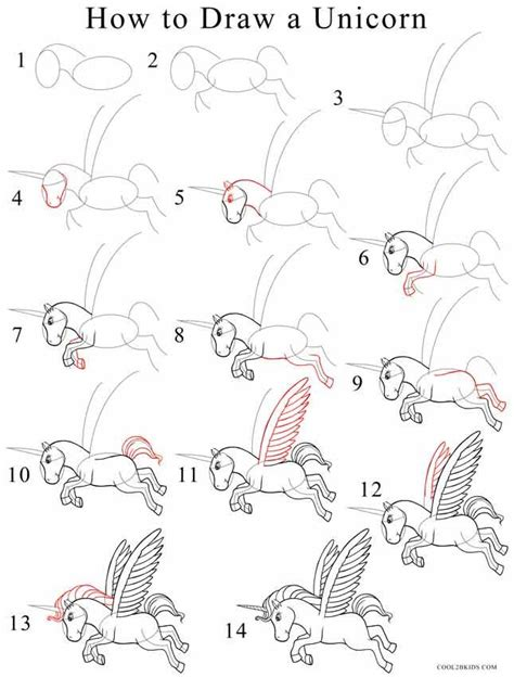 how to draw a doodle unicorn image result for how to draw a pegasus easy billedkunst