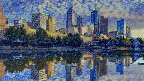 painting network painting like gogh with convolutional neural networks