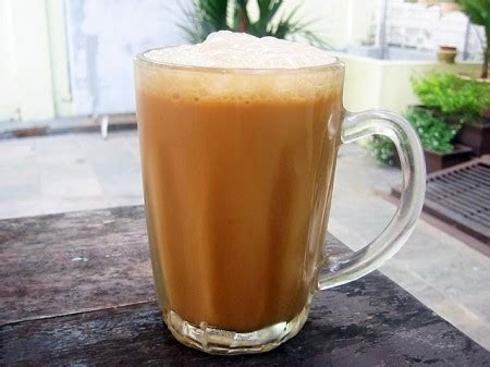 Teh Gelas a tale of the teh tarik tea mel