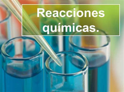 imagenes navideñas quimicas reacciones qu 237 micas ppt descargar