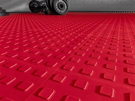 WeatherTech TechFloor? Non Slip Modular Garage Floor Tile