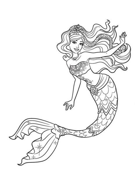 Barbie clipart mermaid, Barbie mermaid Transparent FREE