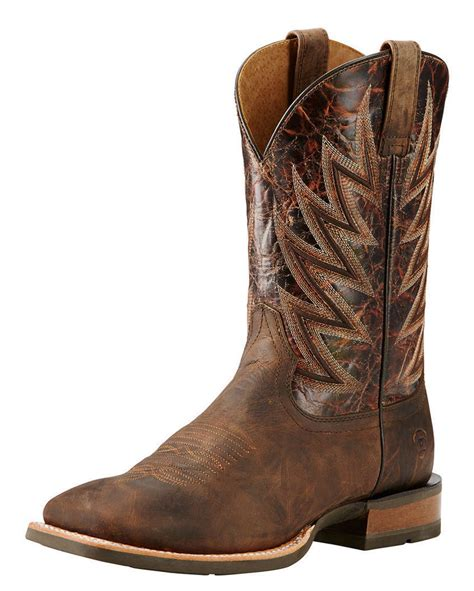 western square toe boots for s ariat challenger square toe western boots 10018695