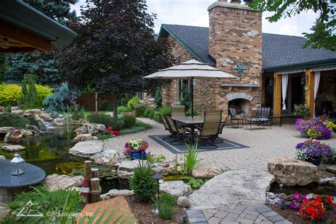 The Ultimate Backyard Oasis   Aquascape, Inc.
