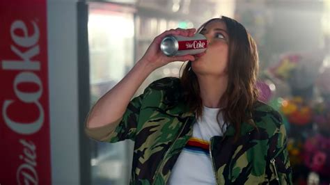 coke commercial jess actress diet coke s new ad might just be the laziest commercial of