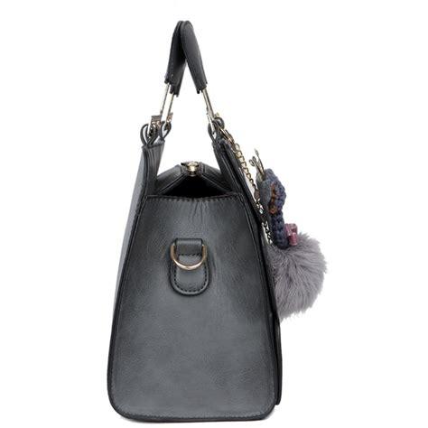 Tas Handbag Kasual Wanita Tww 0801 mei ge tas selempang handbag wanita casual black jakartanotebook