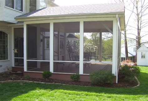how to build a screen room screen rooms and features traditional deck st louis by heartlands building company