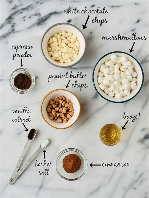 hot chips ingredients 2 ingredient homemade hot chocolate