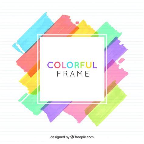 border color vectors   psd files