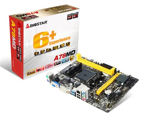 Motherboard Biostar Hi Fi A70u3p Soket Fm2 Fm2 For Amd biostar offers support on new amd fm2 quot godavari quot apu