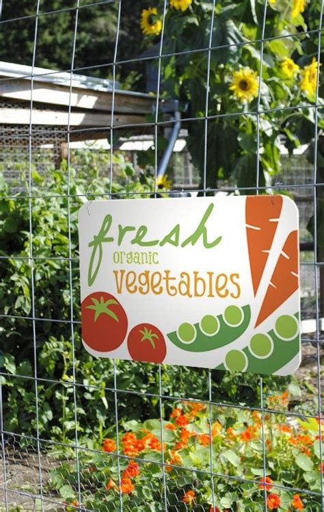 17 Best Images About Farm To School On Pinterest Queen Garden Signs For Vegetables