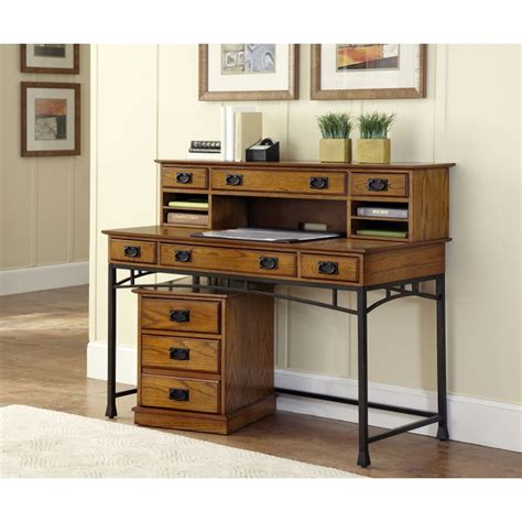 Modern Craftsman Home Styles Desk Hutch And Mobile File Office Desk Styles