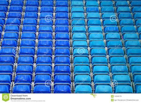 stadium seats stock image image  space seat spectacle
