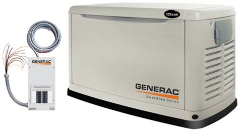 generac guardian series 5502 10 000 watt air