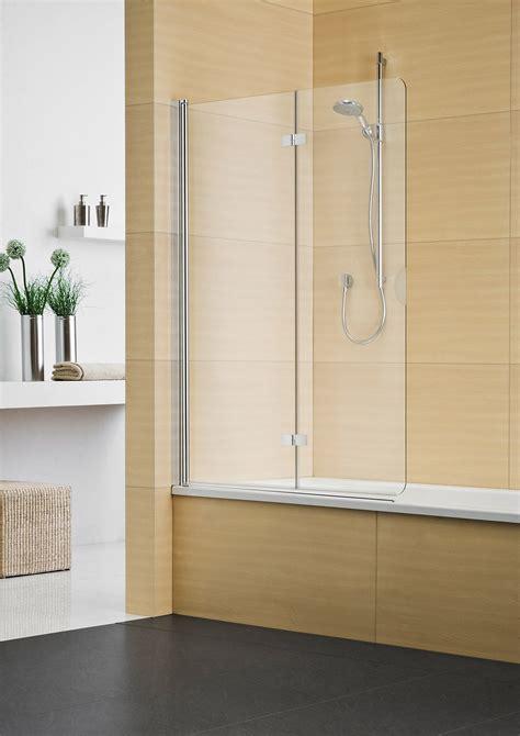 doccia nella vasca da bagno la doccia nella vasca aggiungendo un pannello cose di casa