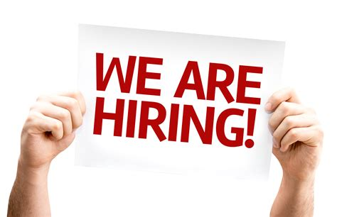 we are in we are hiring for external sales capex