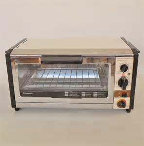 What Is A Toaster Oven Used For Panasonic Toaster Oven 1980s Kitchen Made In By