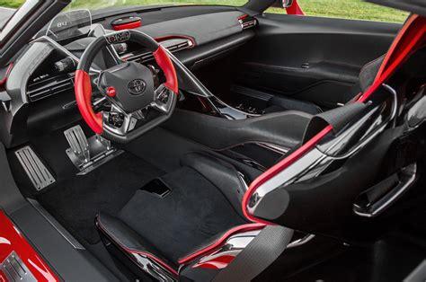 toyota supra interior 2017 toyota supra carsfeatured com