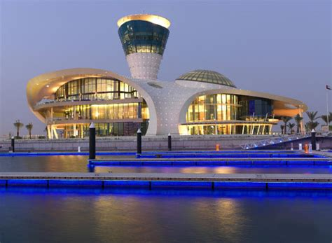 yas island to get a new 18 000 capacity music venue and omiros one architecture yas island yacht club