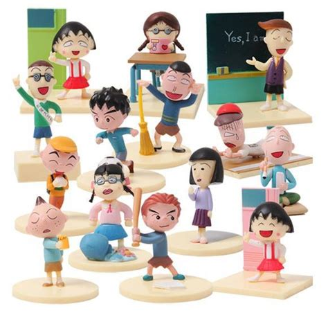 compra figuras de anime chibi al por mayor de china