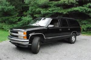 1998 Chevrolet Suburban 1998 Chevrolet Suburban Pictures Cargurus