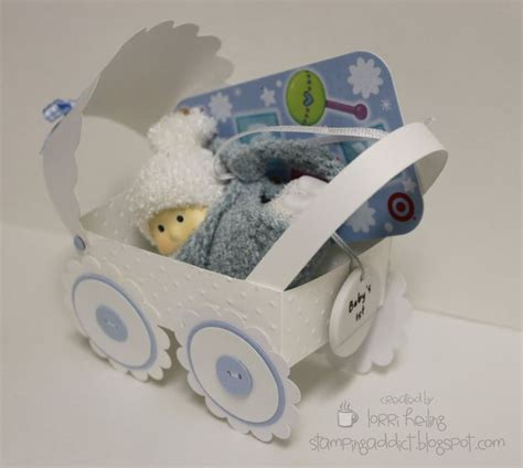 Baby Stroller Paper Box 66 best images about packaging baby on favor boxes baby carriage and baby booties