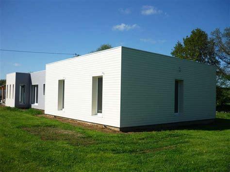Construction Maison Passive Ossature Bois 4139 by Construction D Une Maison Passive En Bois Caen Calvados Et