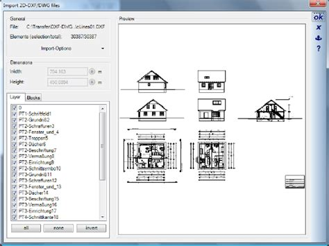 Home Designer Pro Import Dxf 2d Dxf Dwg Import And Export Home Designer