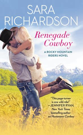 renegade cowboy rocky mountain riders books review renegade cowboy by richardson harlequin