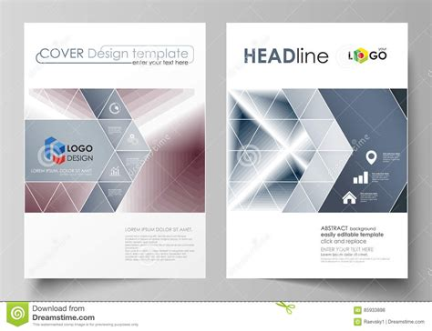 design cover simple business templates for brochure magazine flyer annual