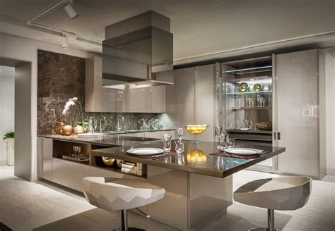 Luxury Kitchen Showrooms luxury living opens in miami and miami