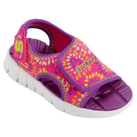 skechers water shoes skechers toddler water shoe sun pink