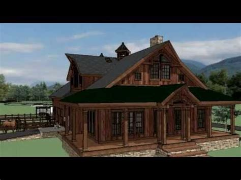 living in a barn horse barn w living quarters in washington state youtube