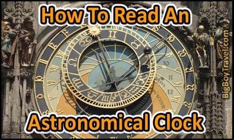read  astronomical clock  prague