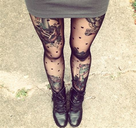 calf tattoos girl s tattoos archives romeo
