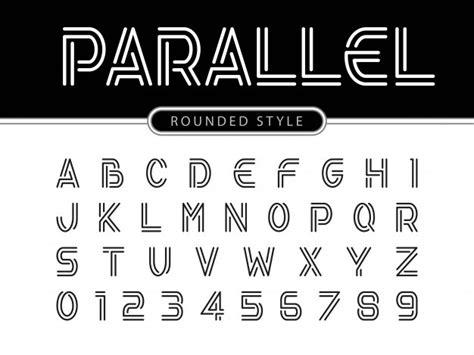 lettere dell alfabeto stilizzate collezione di logo alfabeto scaricare vettori gratis
