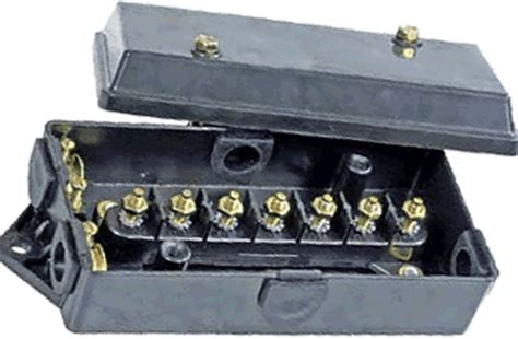 Junction Box Power Supply Terminal Panel 12v 5a waterproof fuse box get free image about wiring diagram