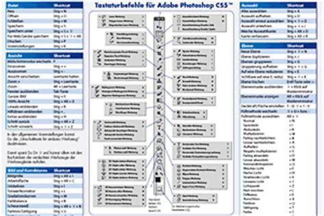 tutorial git deutsch referenzkarte f 252 r adobe photoshop cs5 die wichtigsten
