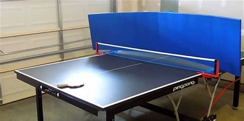 p3 table tennis return board from ping pong partner