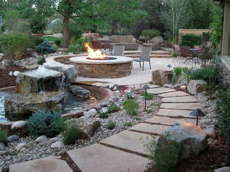 Backyard Water Features Ideas by Water Feature For Backyard Backyard Design Ideas