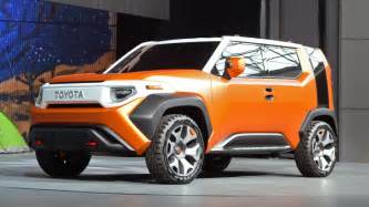 Toyota Concept Toyota Ft 4x Concept New York 2017 Photo Gallery Autoblog