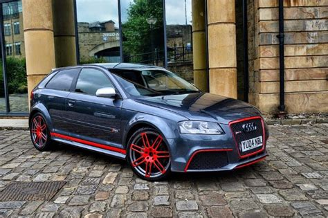 audi a3 to rs3 3 door kit xclusive customz