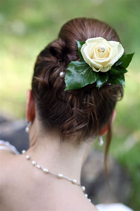 Brautfrisur Dutt by Brautfrisur Mit Dutt Bildergalerie Hochzeitsportal24