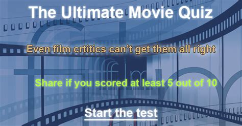 ultimate film quiz questions weqyoua com pages