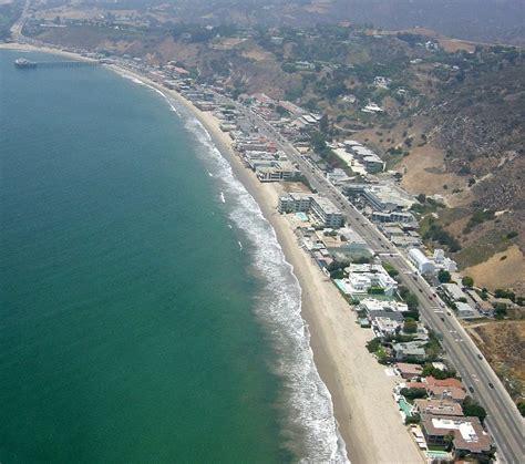 malibu beaches california west coast latigo malibu california