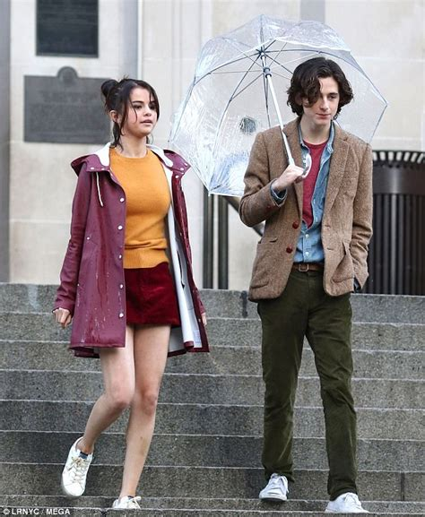 film one day in new york 2018 film gomez chalamet the met a rainy day in new