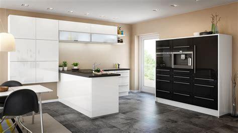 weiße küchenschränke black appliances k 252 che k 252 che schwarz wei 223 holz k 252 che schwarz wei 223 k 252 che