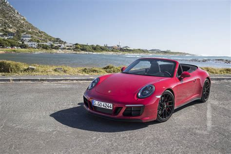 porsche red 2017 2017 porsche 911 carrera 4 gts review gtspirit