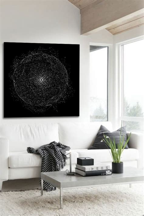 quel tableau design au dessus de mon canape blanc blog izoa