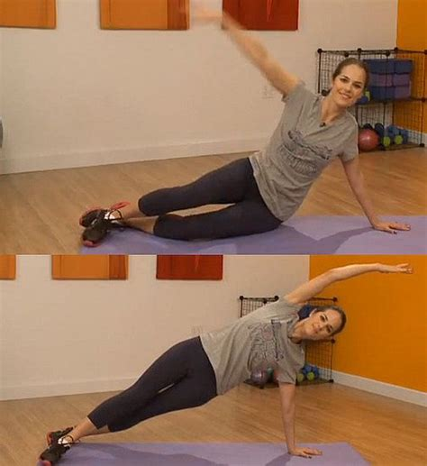 twisting side plank health oblique exercises and diet